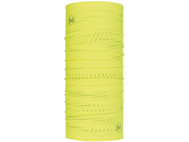 Buff Original Reflective Tour de cou, reflective-solid yellow fluor